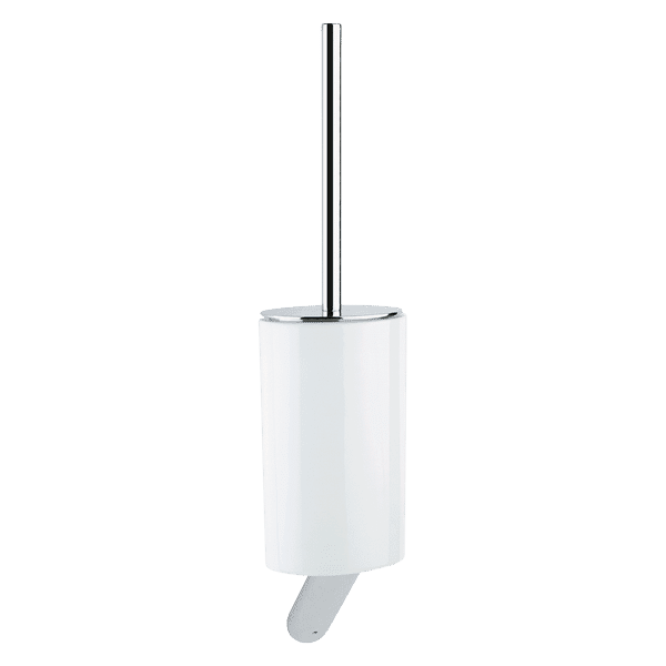 Gessi ovale Ovale Ceramic Wall Mounted Toilet Brush Holder Accessories