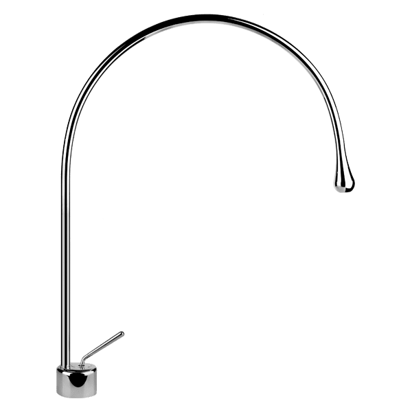 Gessi goccia Goccia Basin Mixer With Spout R197mm Wall & Basin Mixers