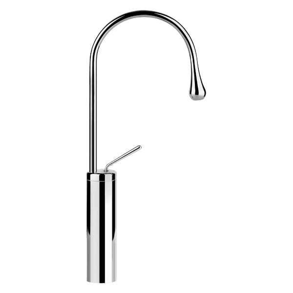 Gessi goccia Goccia Basin Mixer With Spout R90mm Wall & Basin Mixers
