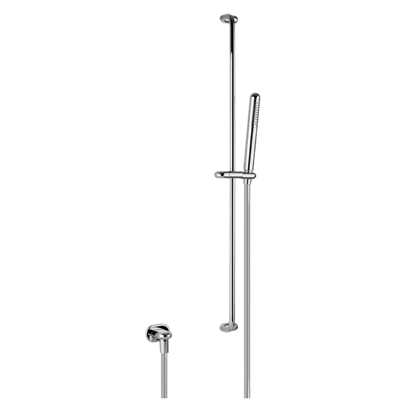 Gessi goccia Goccia Sliding rail with antilimestone handshower Showers