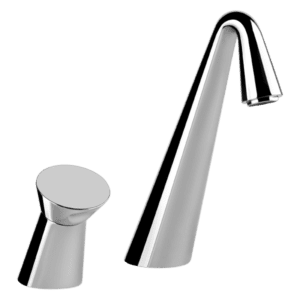 Gessi cono Cono Two Hole Bath Mixer Wall & Basin Mixers