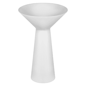 Gessi cono Cono Freestanding Basin Floor Drainage Basins