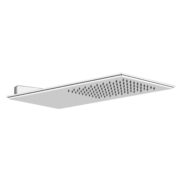 Gessi gessi-eleganza Eleganza 12mm Horizontal Shower Head Showers