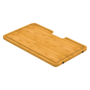 Abey  Bamboo Cutting Board Sink Accessories