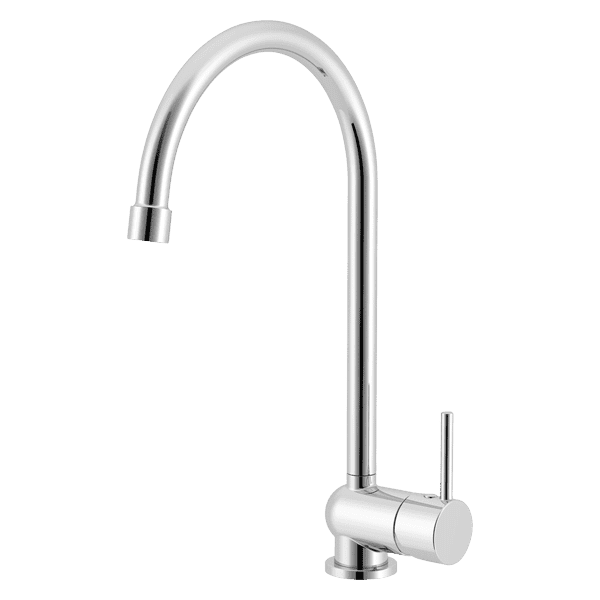 Abey abey-mixmaster MALIBUP Gooseneck Sink Mixer Kitchen Taps & Mixers