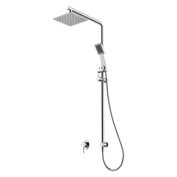 Gareth Ashton monza Monza Arch Rain & Hand Shower ensemble Showers