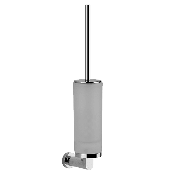 Gessi Emporio emporio Emporio Satin Glass Wall Mounted Toilet Brush Holder Glass Accessories