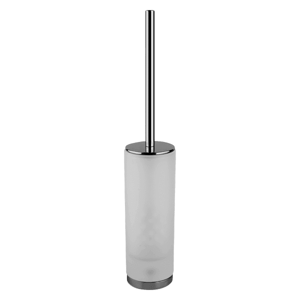 Gessi Emporio emporio Emporio Standing Brush Holder in White Glass Accessories