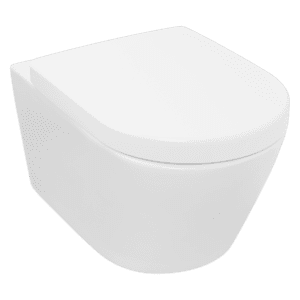Gareth Ashton park-avenue Park Avenue Wall Hung Pan with Thick Soft Closed Seat Toilets