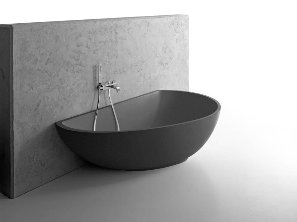 MASTELLA Vanity Wall-Mounted Bath in Bi_Colour