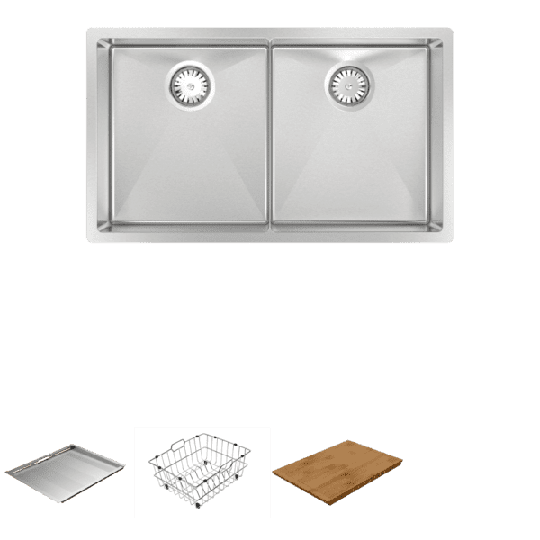 Abey abey-packages The Piazza Package Kitchen Sinks