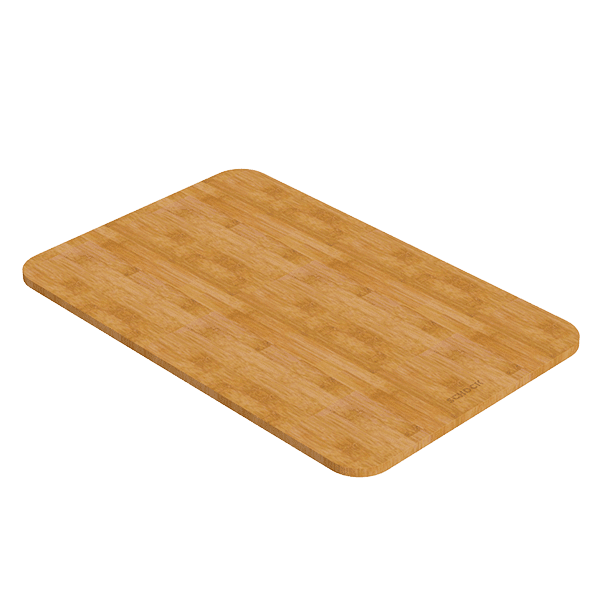 Abey  Bamboo Small Cutting Board Sink Accessories