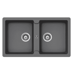 Schock typos Schock Typos Double Bowl Croma Kitchen Sinks