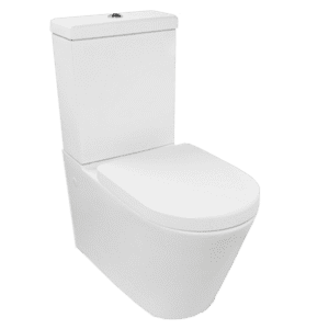 Gareth Ashton park-avenue Park Avenue MKII Wall faced Universal Inlet Suite with Thick Soft Closed Seat Toilets