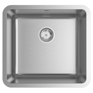 Abey logo Lago Undermount Single Bowl Kitchen Sinks