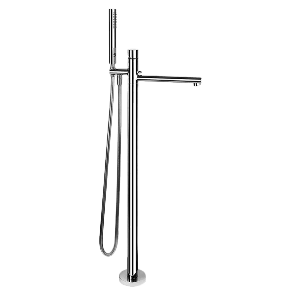 Gessi ovale Ovale Freestanding Bath Set Wall & Basin Mixers