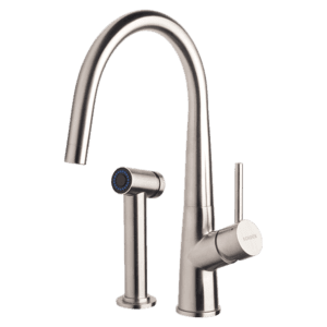 Abey alfresco Schock Alfresco Conos Pro Stainless Steel Mixer Kitchen Taps & Mixers