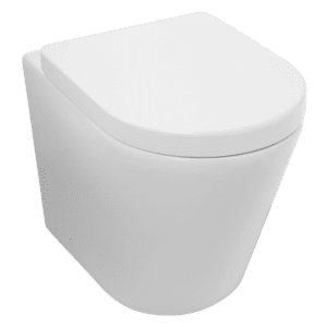Gareth Ashton park-avenue Park Avenue MKII Back Inlet Pan with Soft Closed Seat Toilets