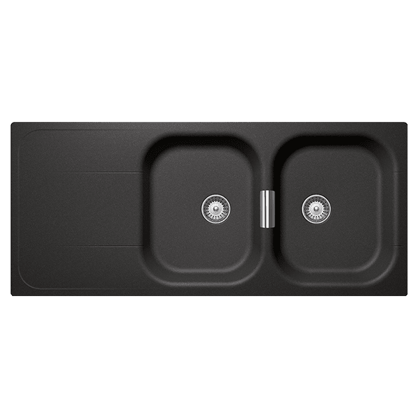 Schock Wembly Schock Wembley Stone Double Bowl Kitchen Sinks